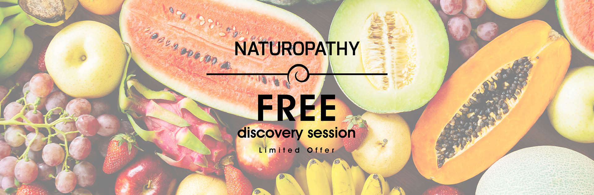 Naturopathy Special Offer
